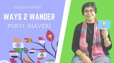 A hobby to a profession – Purvi Jhaveri