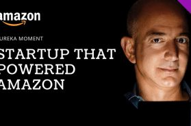 A Startup that powered Amazon.com