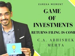 Getting the right portfolio for your investments – Abhishek Mehta