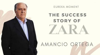 His brand is known to everyone but not him – Story of a true gentleman – Amancio Ortega
