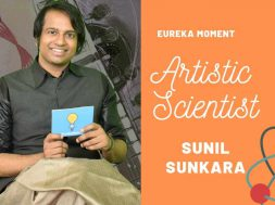 Kathak with Science – Sunil Sunkara