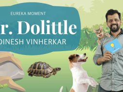 Protecting Turtles – Dr Dolittle of India – Dr Dinesh Vinherkar
