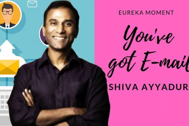 The invention of Email – Shiva Ayyadurai