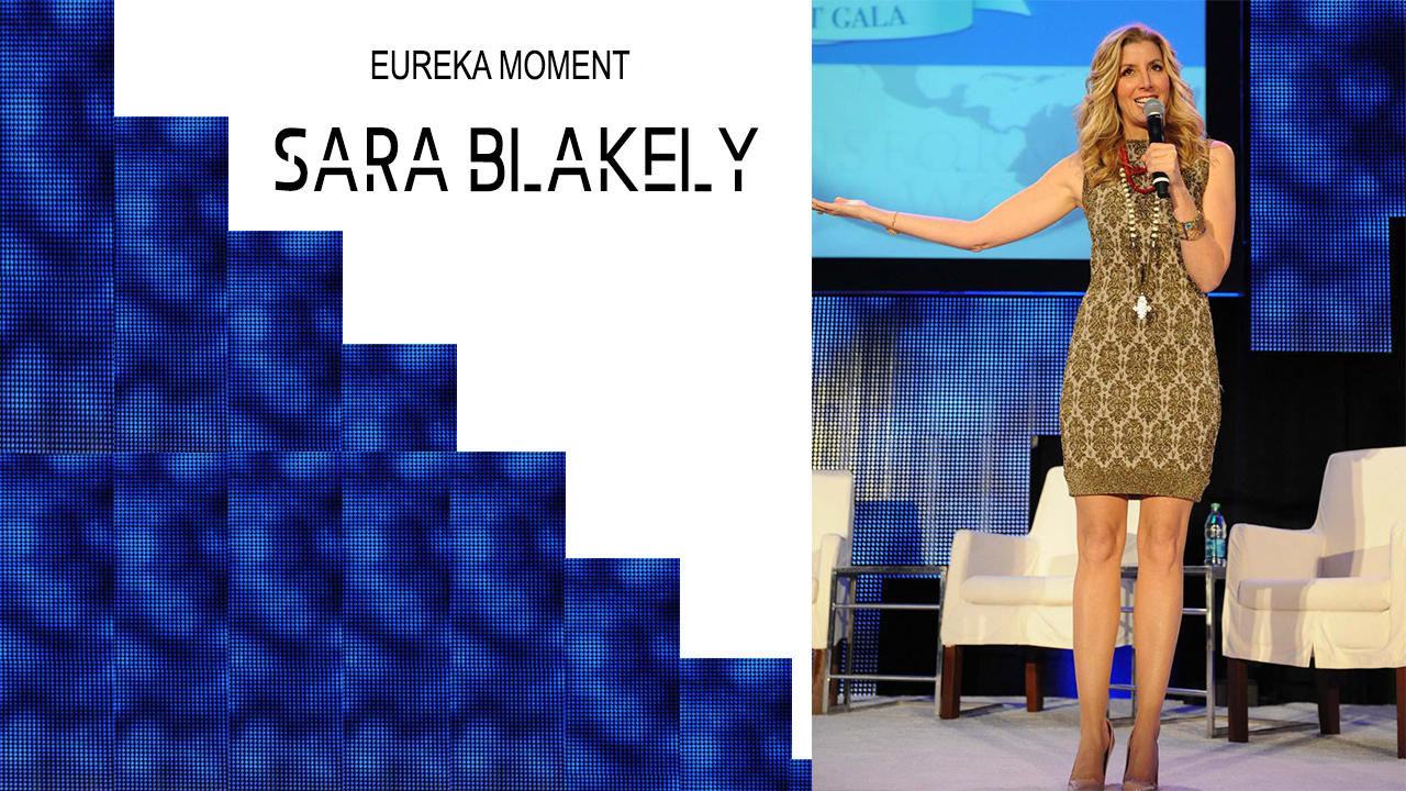 Sara Blakely- The Fashion Industry Genius