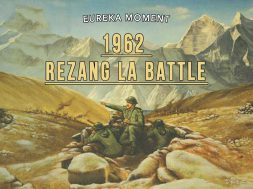 The 1962 Rezang La Battle