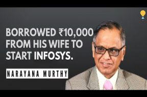 Narayana Murthy- Father of the Indian IT Industry