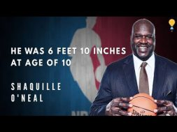 Shaquille O'Neal – FIBA Hall of Fame